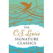 The C. S. Lewis Signature Classics (Gift Edition): An Anthology of 8 C. S. Lewis Titles: Mere Christianity, the Screwtape Letters, the Great Divorce,