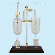 Destilační přístroj - mosazný