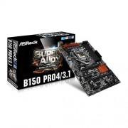 ASRock B150 Pro4/3.1 Carte mère Intel skylake ATX