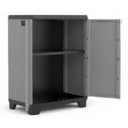 Műanyag tároló szekrény 90 x 68 x 39 cm STILO 6307801