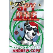 Spy Dog Secret Santa by Andrew Cope