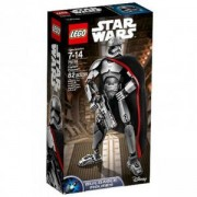 Сглобяема фигура ЛЕГО СТАР УОРС - Капитан Фазма, LEGO Star Wars Constraction, 75118