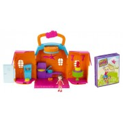 Polly Pocket Pollyville Pizzeria Playset