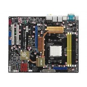ASUS M2N32-SLI Premium - Vista Edition AiLifestyle Series - carte-mère - ATX - Socket AM2 - nForce 590 SLI - FireWire - 2 x Gigabit LAN - audio HD (8 canaux)