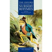 The Oxford Dictionary of Nursery Rhymes by Iona Opie
