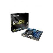 Asus M5A78L-M LE/USB3 Scheda Madre, Nero/Blu