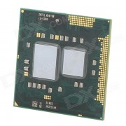 Intel Core i5 520M Dual-core 2.4GHz LGA1155 32nm 25W CPU - Deep Green + Silver