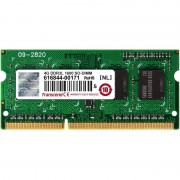 SODIMM, 4GB, DDR3L, 1600MHz, Transcend, Low Voltage, 1.35V (TS512MSK64W6H)