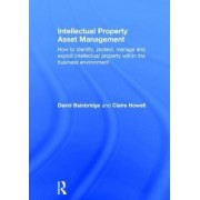 Intellectual Property Asset Management by Claire Howell