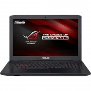"Notebook Asus GL552VX, 15.6"" Full HD, Intel Core i7-6700HQ, 950M-4GB, RAM 16GB, HDD 1TB, FreeDOS"