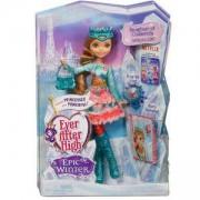 Кукла Евър Афтър Хай - Епична зима - Ашлин Ела, Mattel, 1713171