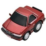 Choro Q ZeroZ-40b Nissan Leopard F31 Early Type 3.0 Ultima Red Figure Race Car Vehicle Toy Tomytec Takara Tomy