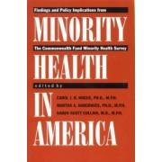 Minority Health in America by Carol J. R. Hogue