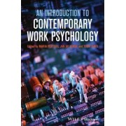 An Introduction to Contemporary Work Psychology by Maria C. W. Peeters