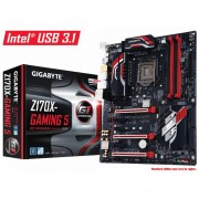 MOTHER BOARD GIGABYTE Z170MX-GAMING 5 1151/DDR4/HDMI/VGA/DVI-D