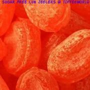 Barnetts Sugar Free Lun Jeelers Vegetarian Gluten Free Boiled Sweets