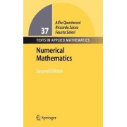 Numerical Mathematics by Alfio M. Quarteroni