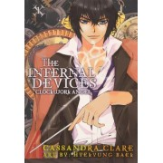 The Infernal Devices 1 by Cassandra Clare