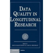 Data Quality in Longitudinal Research by David Magnusson