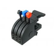 Saitek PZ45 :: Джойстик-контролер Pro Flight Throttle Quadrant