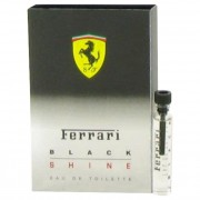 Ferrari Black Shine Vial (Sample) 0.06 oz / 2 mL Fragrances 491722