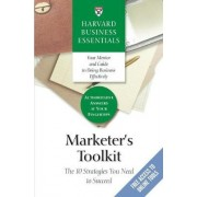 Marketer's Toolkit by Harvard Business School Press