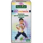 PlantExtract Vitanemin sirop 100 ml