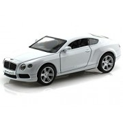 Bentley Continental GT V8 1/38 White