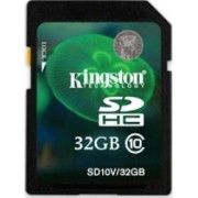 Card de Memorie Kingston SDHC 32GB Class10 Video
