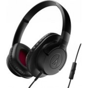 Casti Audio Technica ATH-AX1iSBK