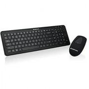 IOGEAR Tacturus RF Desktop - Wireless Keyboard & Touch Mouse Combo GKM558R