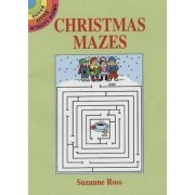 Christmas Mazes by Suzanne Ross