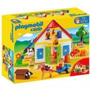 Playmobil Farm, Multi Color (Large)