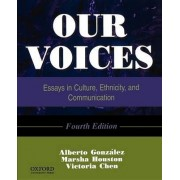 Our Voices by Professor Alberto Gonzalez
