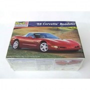 '98 Corvette Roadster 1:25 Scale Model Car Kit By Revell Monogram Skill Level 2
