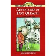Adventures of Don Quixote by Argentina Palacios
