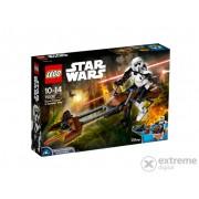 LEGO® Scout Trooper si Speeder Bike 75532