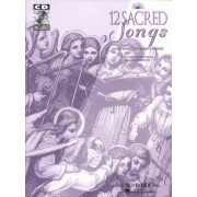 12 Sacred Songs - Low Voice by Hal Leonard Corp