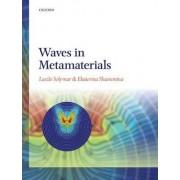Waves in Metamaterials by Laszlo Solymar