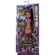 Monster High Welcome to Monster High Clawdeen Wolf DNX19