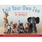 Knit Your Own Zoo by Sally Muir