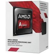 AMD FM2 A8-7600 3,1GHz Box Processore, Nero