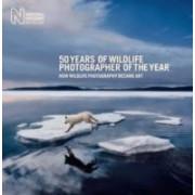 50 Years of Wildlife Photographer of the Year by Rosamund Kidman Cox