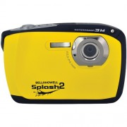 Bell+howell 16.0 Megapixel Wp16 Splash2 Hd Waterproof Digital Camera (yellow), Bellhowell