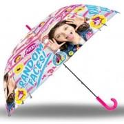 Disney Soy Luna összecsukható esernyő