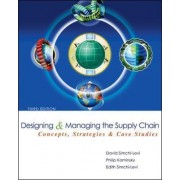 Designing and Managing the Supply Chain 3e with Student CD by David Simchi-Levi