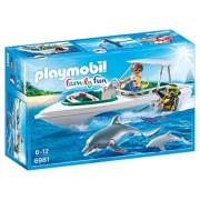 Playmobil Summer Fun 6981 set de juguetes - sets de juguetes (Acción / Aventura, Niño, Multicolor)