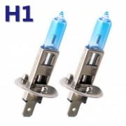 Set becuri H1 HNG 5500K 55W Super White Halogen