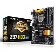 Carte mre GA-Z97-HD3 ATX Socket 1150 Intel Z97 Express - SATA 6Gb/s - USB 3.0 - 2x PCI-Express 3.0 16x