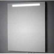 KOH-I-NOOR LED Wandspiegel mit Oberbeleuchtung, B: 1800, H: 700, T: 33 mm L45909